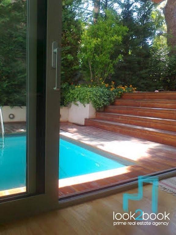 EXCELLENT CONSTRUCTION DETACHED HOUSE WITH SWIMMING POOL AT KIFISSIA